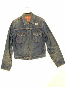 50~60's tuffies 希少 ジージャン ビンテージ アメカジ vintage ヴィンテージ Gジャン デニムジャケット