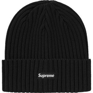 Supreme「Overdyed Beanie / Black」21SS シュプリーム 黒 ブラック ビーニー ニットキャップ 帽子