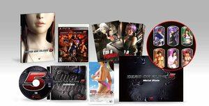 DEAD OR ALIVE 5/デッド オア アライブ5 コレクターズエディション PS3/プレイステーション3版 新品未開封品