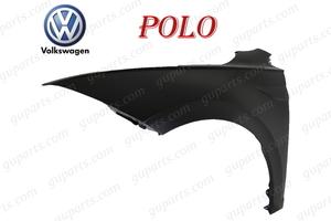 ◆ ワーゲン ポロ / GTI 2018~ AWC 系 フロント 左 フェンダー 2G0821105 2G0 821 105 AWCHZ AWCZP POLO wing