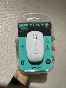 【新品未使用】ロジクール ワイヤレスマウス M557 無線 薄型 マウス Bluetooth 6