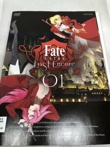 ★☆レンタル落ち 送料込み DVD Fate/EXTRA Last Encore 6巻セット☆★