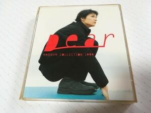 福山雅治 ベストアルバム 「Dear - MAGNUM COLLECTION 1999」 2CD 99年盤 HELLO / MELODY / IT'S ONLY LOVE fd7  1-0225