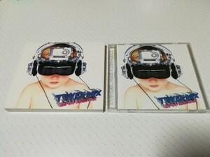 TWO-MIX 「BPM 150 MAX」 CD 96年盤 特典ステッカーあり リズム・エモーション fd7  20-0446