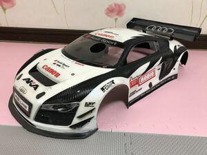 送料無料 京商 1/8 インファーノ アウディ レーシングカー ラジコン ボディ エンジンカー KYOSHO Audi R8