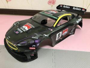 送料無料 京商 1/8 インファーノ アストンマーチン レーシングカー ラジコン ボディ エンジンカー KYOSHO Aston Martin