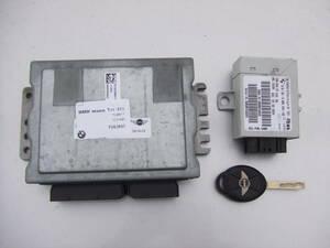 * RE16 R53 latter term Mini Cooper S engine computer -EWS unit key * BMW Mini MINI