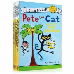 I can read Pete the cat 17冊 子供英語絵本