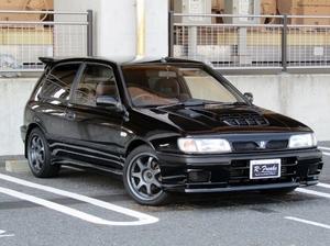 即決!パルサー 2.0 GTI-R SR20ターボ 4WD 5速MT 柿本マフラー TEIN車高調 社外16インチAW