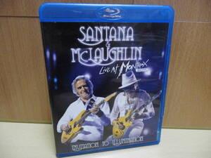 * 【ブルーレイ】SANTANA & McLAUGHLIN / Live At Montreux(輸入盤)EVB334579
