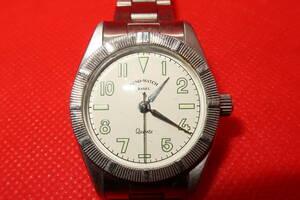 ♪♪ZENO-WATCH ゼノウォッチ クォーツ 腕時計♪♪