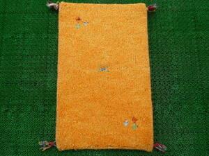 ギャッベ◆ペルシャ絨毯◆アンティーク 家具◆北欧◆骨董◆茶道 華道◆【j-か78】