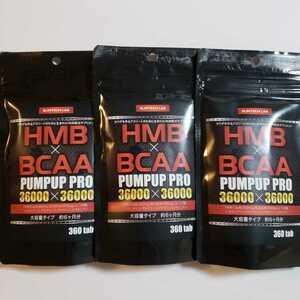【送料無料】パンプアッププロ3点/HMB PUMPUP PRO ダイエットサプリメント 筋トレ 筋肉 アスリート BCAA アルギニン カルニチン アミノ酸
