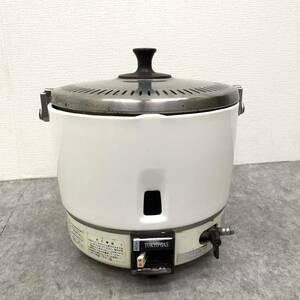 ★ジャンク品 パロマ paloma ガス炊飯器 都市ガス用PA-215z(u-2)厨房 業務用 米 炊飯ジャー 炊飯器 13A ★y21032903