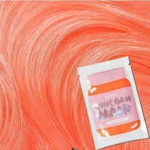 【Neon Peach】お試し15mlパケット☆ライムクライム lime crime インナーカラー メッシュ 検マニックパニック カラーバター