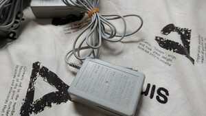 ★匿名配送 ニンテンドー3DS ACアダプター WAP-002 充電器 純正品 ★New3DSLL DSi Nintendo