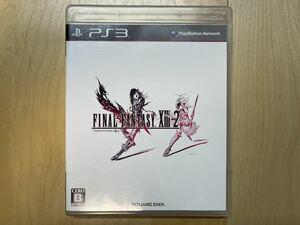 PS3 PlayStation3 プレイステーション3 ファイナルファンタジー13-2