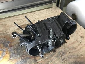 エルシノア MT250 エンジン腰下