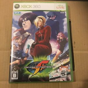 【Xbox360】 THE KING OF FIGHTERS XII