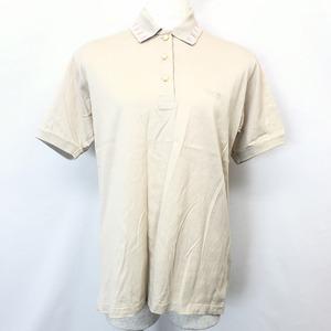 Nine Club ナインクラブ 11 レディース ポロシャツ Tシャツ生地 カットソー ロゴ刺繍 半袖 日本製 服 綿100% コットン ダークベージュ系