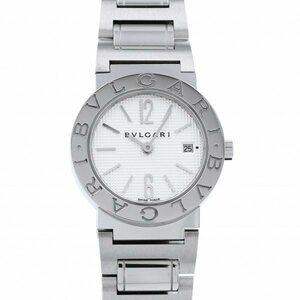 ブルガリ BVLGARI ブルガリブルガリ BB26WSSD シルバー文字盤 新品 腕時計 レディース