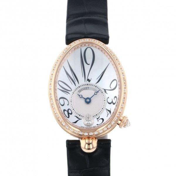 Breguet Breguet Queen of Naples 8918BR / 58/964 D00D White Dial New Watch Ladies Brand Watch & Ha Line & Breguet