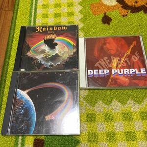 ディープパープル Rainbow CDセット
