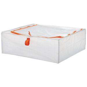 IKEA イケア PARKLA ペルクラ 収納ケース 55x49x19cm 103.953.84 未使用新品