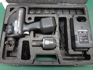 ●泉精器 REC-60 IZUMI イズミ 電動油圧式圧着工具 端子圧着 ●