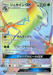 ポケモンカード SM7b ジュカインGX HR 050 フェアリーライズ サン ムーン ポケモン カード ポケカ 草 2進化