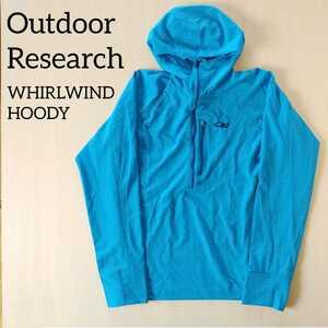 outdoor research ソフトシェル Whirlwind Hoody パーカー アウトドアリサーチ サイズM プルオーバー