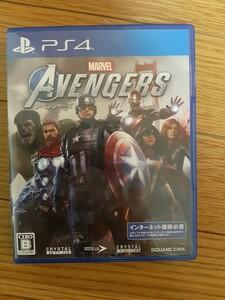 ただいま値下げ中!送料無料!Marvel's Avengers PS4
