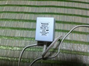 パナソニック Panasonic バリカン用 ACアダプター RC3-17