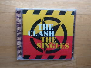 CD THE CLASH THE SINGLES クラッシュ 輸入盤
