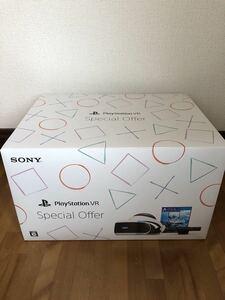 PlayStation VR SPECIAL プレイステーションスペシャルオファー