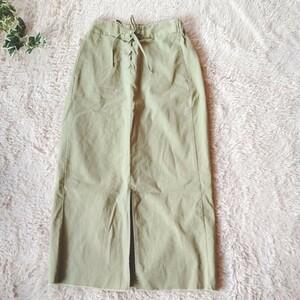 GU スカート ロングスカート タイトスカート Mサイズ