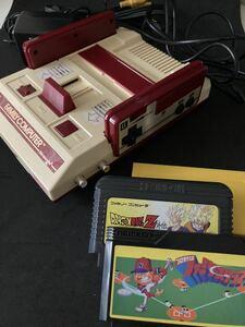 任天堂 ファミリーコンピュータ ファミコン 本体 AV仕様 おまけカセット付き