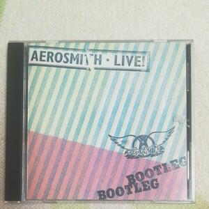 【輸入盤】 Live Bootleg/エアロスミス