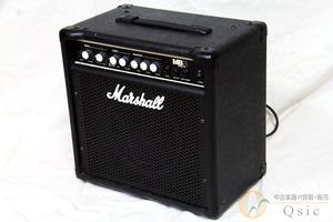[良品] Marshall MB15 2ch仕様、コンプレッサー搭載!自宅練習用に! [PH434]●