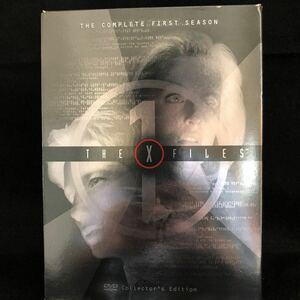 輸入海外TVドラマDVD THE X-FILES THE COMPLETE FIRST SEASON Collector's Edition [輸入盤]