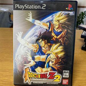 PS2ソフト ドラゴンボールZ 2