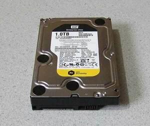 内蔵SATA 3.5インチHDD Western Digital WD RE WD1003FBYX 1.0TB