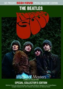 The Beatles / Rubber Soul Special Collectors Edition -Multitrack Masters- [新品5CD+1DVD]