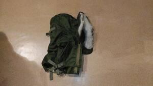米軍放出 寒冷地用防寒 HOOD EXTREME COLD WEATHER INPERMEABLE (SHORE) デッキジャケット用 フード