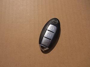 日産 純正 スマート キーレス 3ボタン セレナ C25 エルグランド E51 左電動スライドドア 動作品 送料200円 管16-74