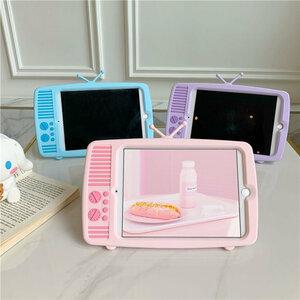 ipad mini5 ケース iPad mini(第5世代) 7.9インチ ケース アイパッドミニ5 ケース シリコンケース スタンドタイプ 耐衝撃ケース おしゃれ