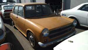 Morris 1300 AT engine starting OK customs clearance proof delivery Austin BL Rover