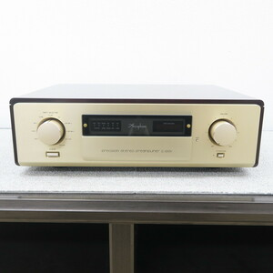 【Aランク】アキュフェーズ Accuphase C-290V AD-290V付 プリアンプ @52509