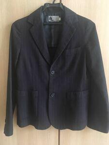 スーツ テーラードジャケット ストライプ