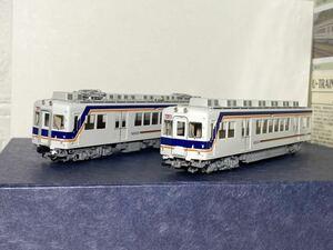 U-TRAINS 南海電鉄 22000系 新塗装 「 急行 なんば 」完成品 2両セット HOゲージ 【動作確認済】